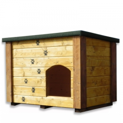 Dog House Log Cabin-01
